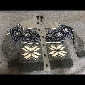 Tommy Hilfiger Nordic Cable Knit Sweater